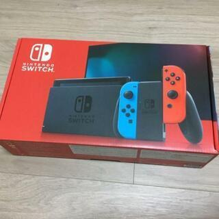 【新品未開封】Nintendo Switch ネオンブルー