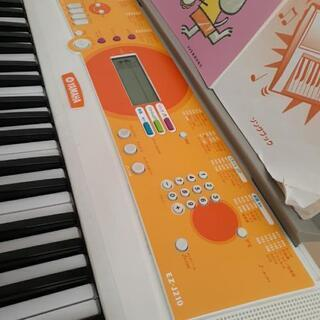 【お値下げしました】ヤマハ 電子キーボード EZ-J210 - 瀬戸市