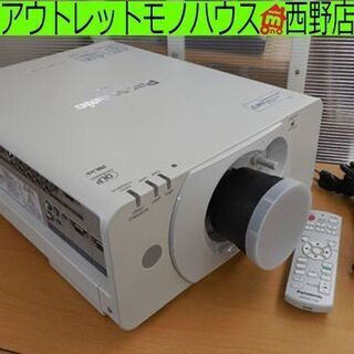 ▶プロジェクター パナソニック PT-DX500 4,500lm...