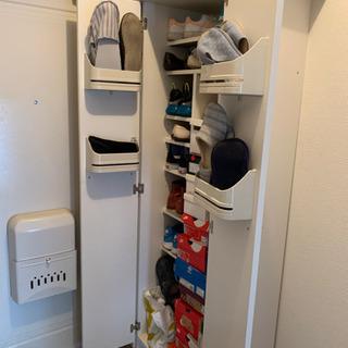 靴 収納棚 大容量