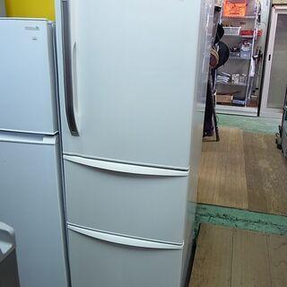 東芝 TOSHIBA 3ドア 冷凍冷蔵庫 375L 2011年製...