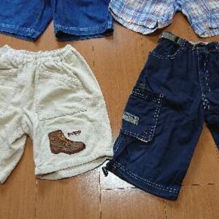男児用①半ズボン110cm − 栃木県