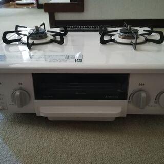 パロマ ガステーブル LPガス用 IC-N36HS-R