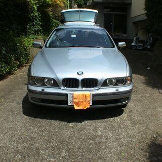 ※値下げしました。BMW E39 528iツーリングハイライン ...