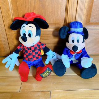 ミッキーマウス カウボーイとマジシャン
