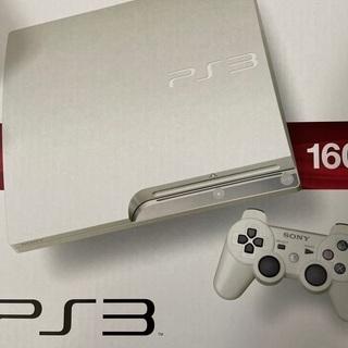 ★PS3 160GB 白★