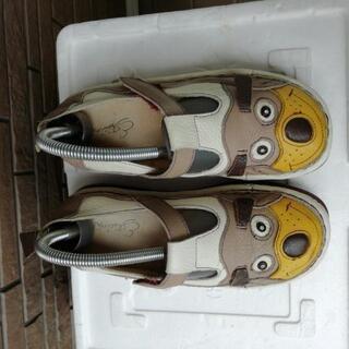 Estacion エスタシオンの靴