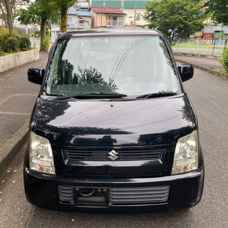 神奈川 スズキ ワゴンアール AT 実動車 2WD 現状引き渡し