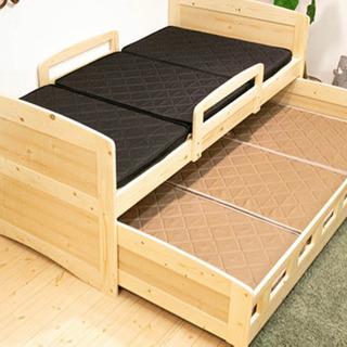 2段ベッド ロータイプ