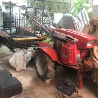 農機具 耕運機&トレーラー テーラー