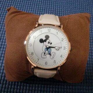 ミッキーマウスの時計 新品未開封!