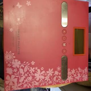 ELECOM体重体組成計 BS-F200 ピンク色