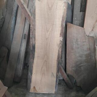 けやき 厚め 木材