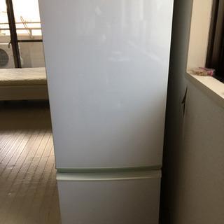 冷蔵庫 SHARP2011年製 容量167L