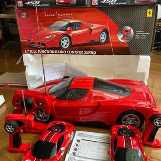 超大型ラジコン3台セット フェラーリ 箱付き