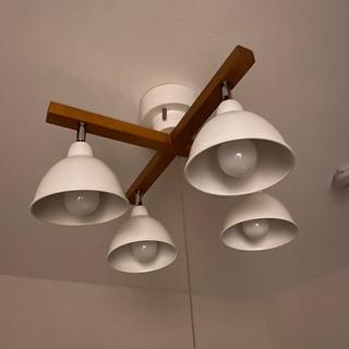 シーリングスポットライト LED対応 プルスイッチ リビング m...