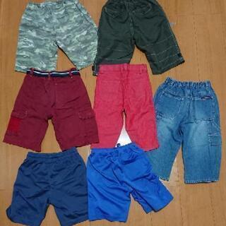 男児用半ズボン&ハーフパンツ120cm - 鹿沼市