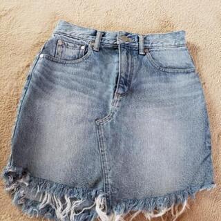 EMODA   膝上ミニスカートの画像