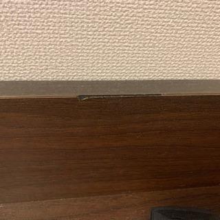 【取り置き中】ローベッド シングル フレーム - 仙台市