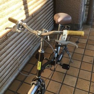折りたたみ自転車 - 自転車