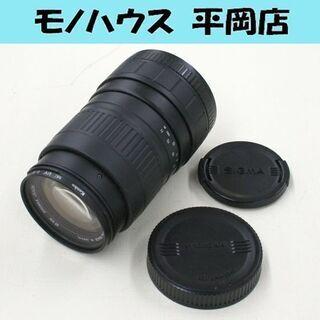 動作確認済み 一眼レフカメラ用レンズ シグマズーム 100-30...