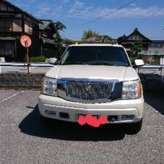 キャデラックエスカレード期間限定値下げ¥65万→¥55万