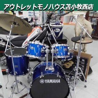 美品 ヤマハ ドラムセット RDP2F5STD 22BD RYD...