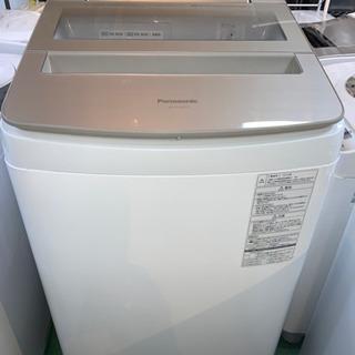 掃除Panasonic 全自動洗濯機 10キロタイプ NA…