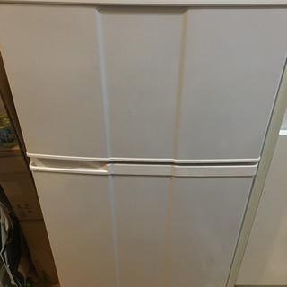 2ドア 冷凍冷蔵庫 ハイアール  Haier JR-N100A