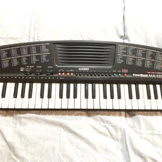 初めてのピアノ、電子ピアノ、キーボード、Casio Tone B...