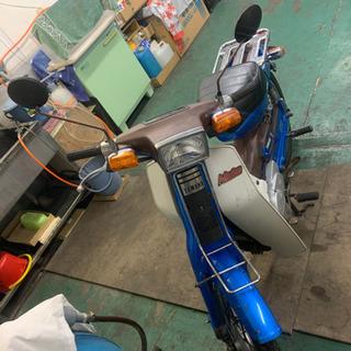 売約済 2st希少車 ヤマハ メイトV80