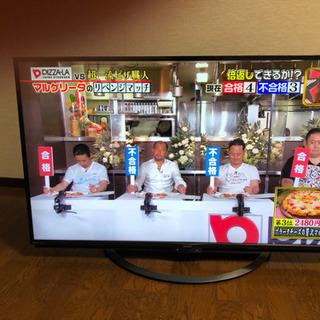 シャープ液晶テレビ AQUOS(4T-C50AJ1)