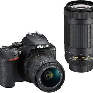 【新品・未開封】【1年保証あり】Nikon デジタル一眼レフカメ...