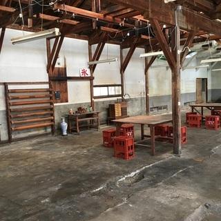 約78坪 畳156畳分の広さの倉庫をお貸しします。
