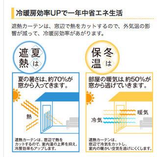 ニトリ カーテン 遮光1級 遮熱 遮音 − 東京都
