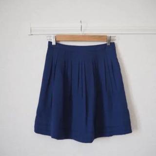 *ほぼ未使用*【pour la frime】ブルースカート