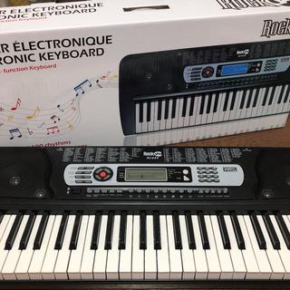 電子ピアノ ROCKJAM RJ-654