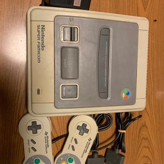 Nintendo super Famicom 中古