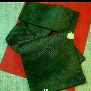 着物・東京三越購入品・高級和装小物・正絹帯び・タグ付き