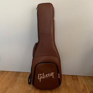 新品同様 ギブソン セミハードケース ソフトケース Gibson
