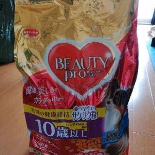 【新品・未開封】ビューティープロ ドッグ  10歳以上 2.3kg
