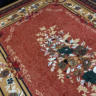 【【終了しました】ベルギー産絨毯 カーペット 240×330cm【値下げしました】の画像
