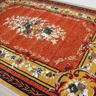 【【終了しました】ベルギー産絨毯 カーペット 240×330cm【値下げしました】 - 福岡市
