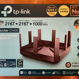 TP−LINK ARCHER C5400