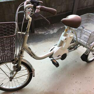 PANASONIC 電動アシスト三輪車 BE-ELR83