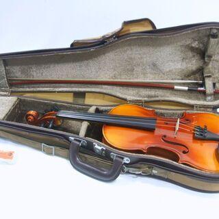メンテ済み 本体美品 スズキバイオリン No280 分数 1/2 1990年 未使用 弓 ケース アジャスター内蔵テールピース搭載 松脂 愛知県清須市 手渡し 全国発送対応 中古バイオリン 管理2286 - 売ります・あげます