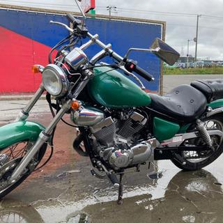 YAMAHA  ビラーゴ250 アメリカン バイク ブイツ…