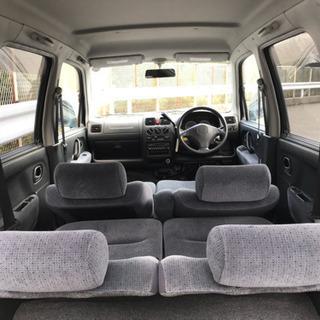平成14年 ワゴンR N-1 MC22S ブルー 走行4.1万キロ 車検3年6月!! - 中古車