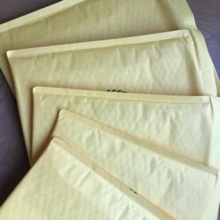 プチプチ梱包材ポケット