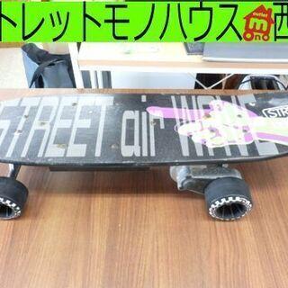 ▶ジャンク 電動スケートボード STREET air WAVE ...